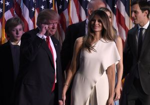 Steal Melania Trump's Style! What She Wore on Election Night