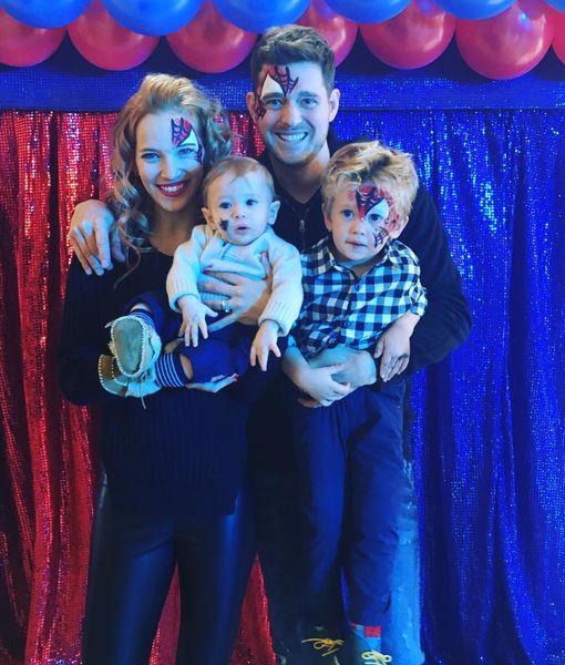 More Details on Michael Bublé's Son's Cancer Battle