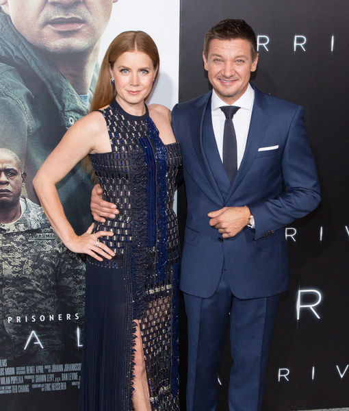 How Amy Adams Persuaded Jeremy Renner to Join 'Arrival'