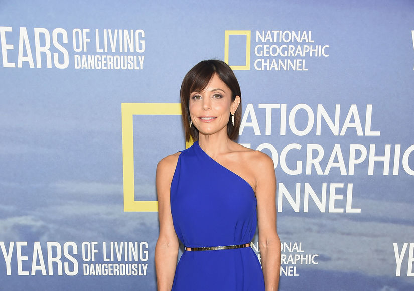 Bethenny Frankel Under Fire for Calling Anti-Trump Protesters 'Moronic'