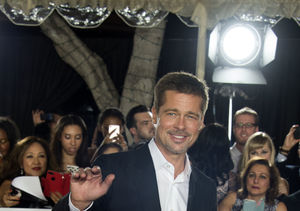 Brad Pitt Speaks! His First Red-Carpet Appearance After Split with Angelina…