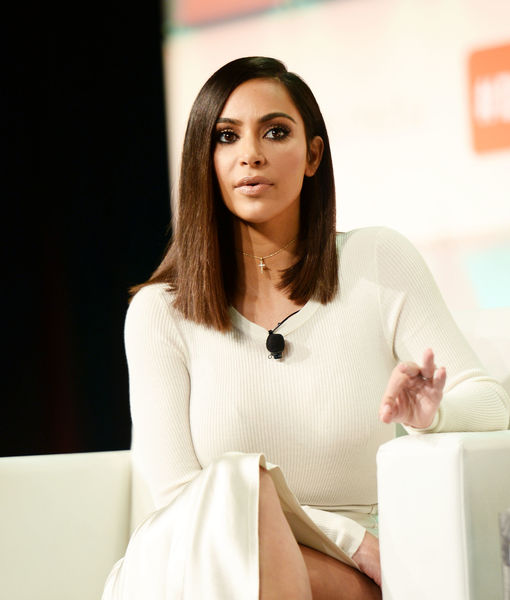 Kim Kardashian Fights for Gun Control Before Paris Robbery
