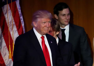 Is Donald Trump's Son-in-Law Going to Become White House Chief of Staff?