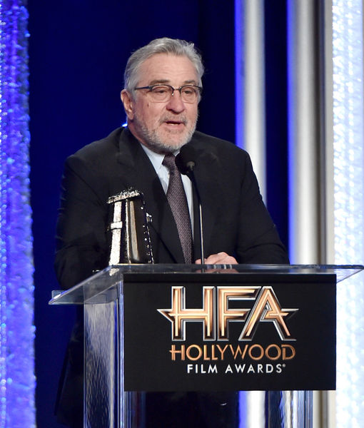 Robert De Niro Takes on College Admission Scandal: 'You Can't Do That'