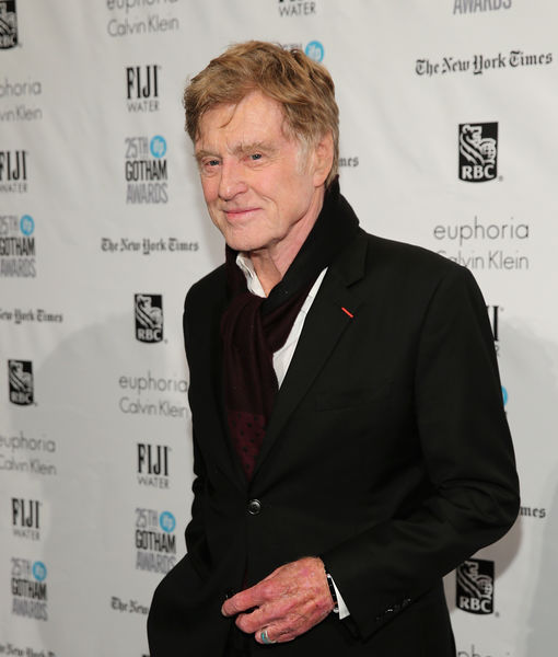 Robert Redford Says Good-bye to His Acting Career