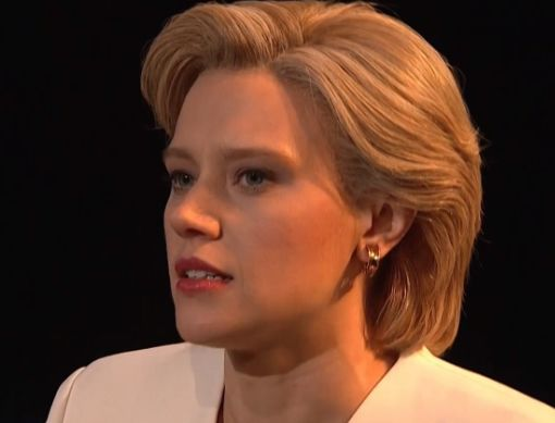 Kate McKinnon Opens 'SNL' as Hillary Clinton Singing 'Hallelujah'