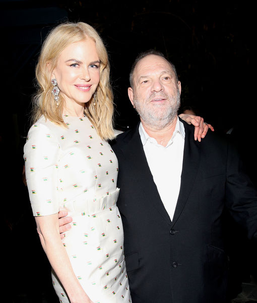 Matthew McConaughey, Nicole Kidman, Dev Patel, Bryce Dallas Howard, B.J. Novak, and Edgar Ramirez were among the cast and crew of several buzzworthy films celebrated at a party Saturday night by Harvey and Bob Weinstein of The Weinstein Company.
