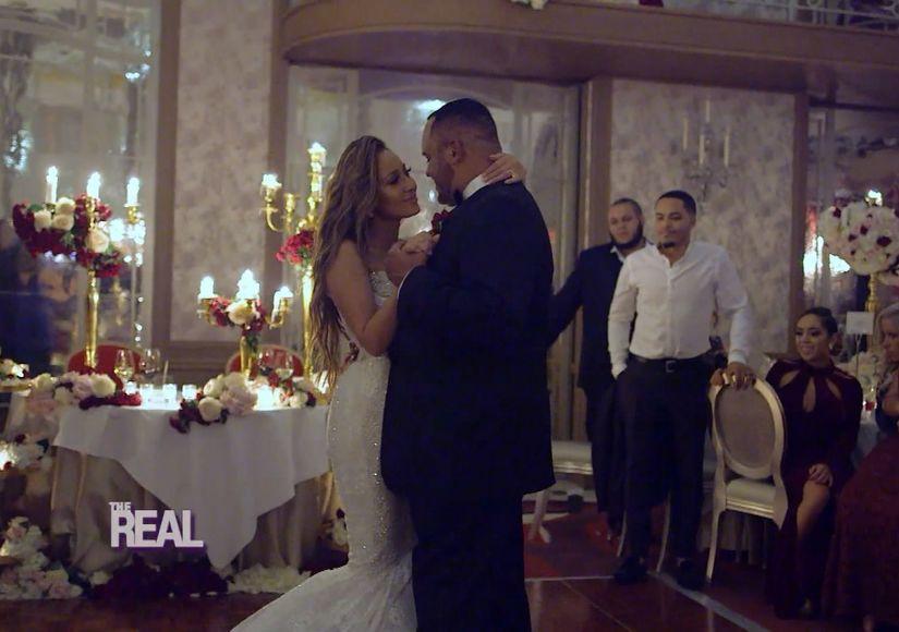 Inside Adrienne Bailon's Fairy Tale Wedding with Israel Houghton