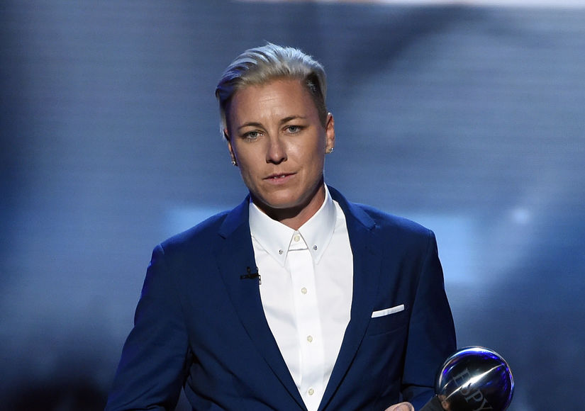 Extra Scoop: Who Is Soccer Star Abby Wambach's New Girlfriend?