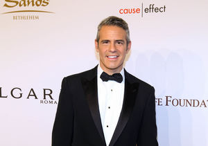 Andy Cohen Dishes on His First Love