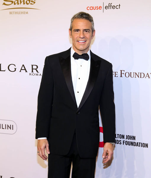Andy Cohen Dishes on the Juiciest Stories in 'Superficial'