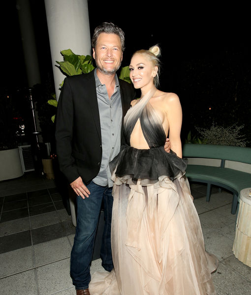 Gwen Stefani's Onstage Love Confession to Blake Shelton at Glamour Awards