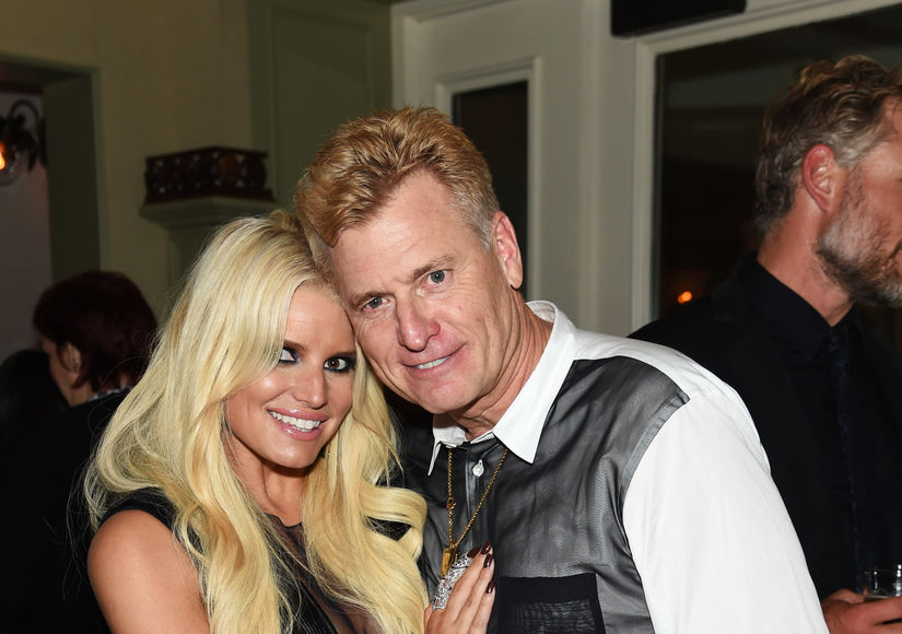 Jessica Simpson Reportedly 'Cried for Days' After Dad's Cancer Diagnosis
