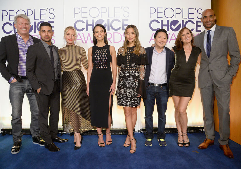 People's Choice Awards 2017 Nominations