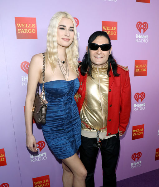 It's Political! Why Corey Feldman Decided to Propose to His Girlfriend