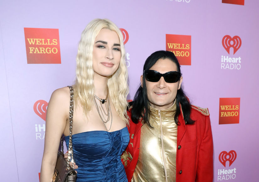 Corey Feldman Gets Married After Two-Week Engagement!