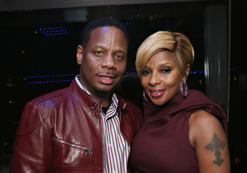 The Real Reason Why Mary J. Blige Filed for Divorce