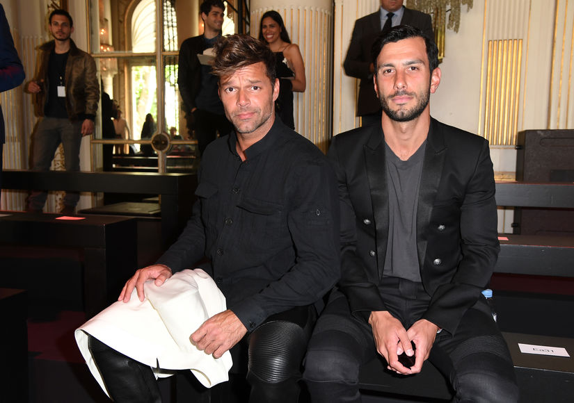Ricky Martin Is Engaged — Who's the Lucky Guy?