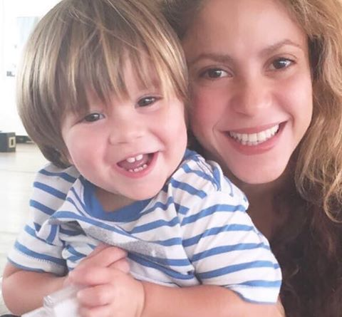 Shakira Gives Update on Her Son's Health