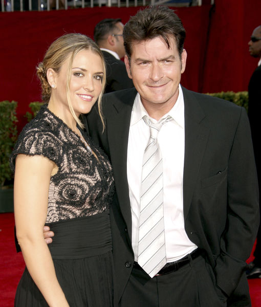 Charlie Sheen's Ex-Wife Brooke Mueller Hospitalized