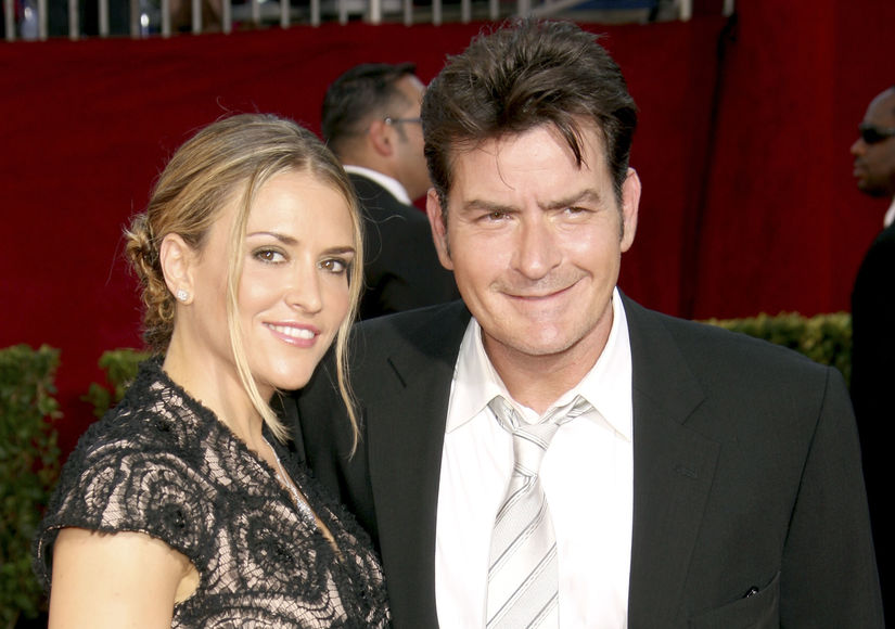Ex-wife of Charlie Sheen hospitalized in Utah