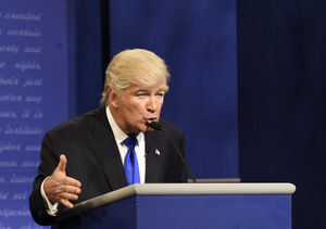 Alec Baldwin Is Coming Back as President-elect Trump on 'SNL'