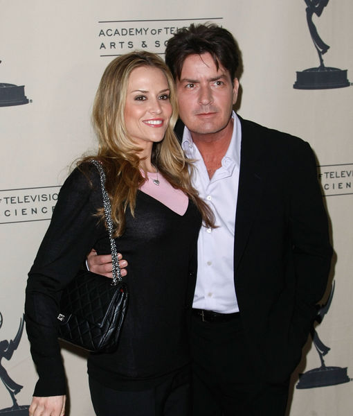 Charlie Sheen Releases Poem About Ex-Wife Brooke Mueller's Hospitalization
