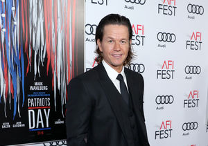 What Mark Wahlberg's Family Likes to Do with His Long Hair