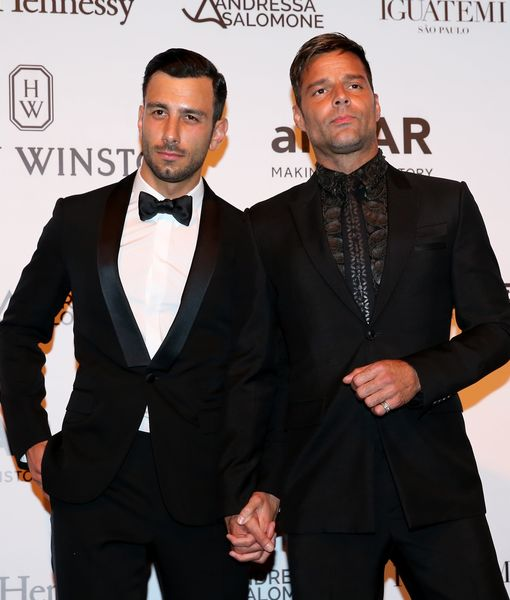 Ricky Martin Marries Jwan Yosef Before Their Big Wedding