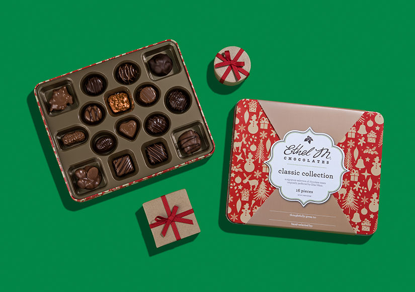 Win It! An Ethel M Chocolates Gift Basket