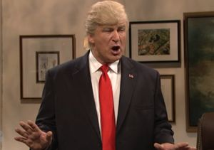Alec Baldwin's Trump Has to Google ISIS in 'SNL' Return