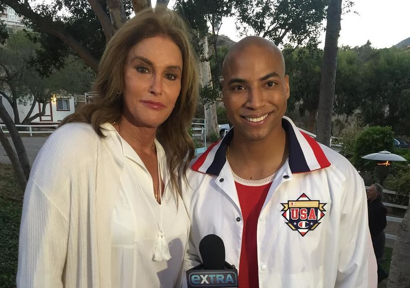 'Extra' Exclusive: Caitlyn Jenner Gushes About Her Family's Love During…