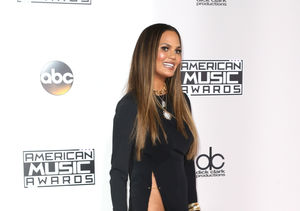 Chrissy Teigen Goes Without Underwear, Faces Major Wardrobe Malfunction at AMAs