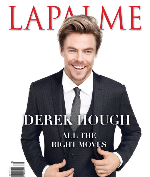 How Derek Hough Made His Mark in Hollywood