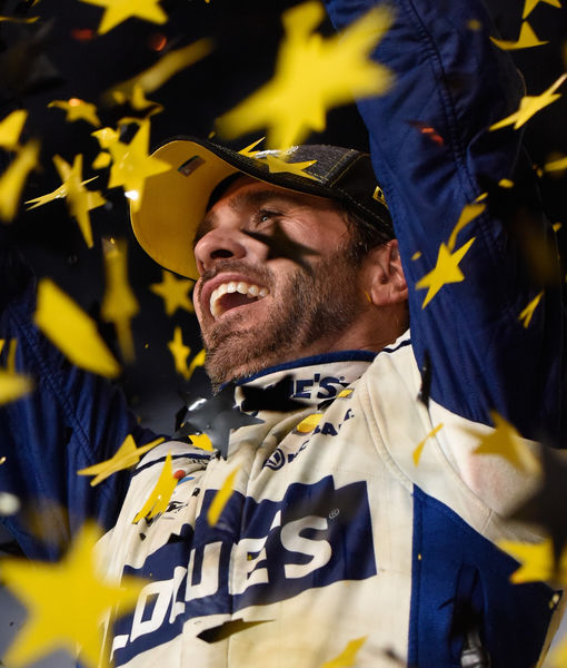 Jimmie Johnson Wins Lucky #7 Sprint Cup Title