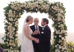 Wedding Pics! 'Supernatural' Actor Mark Sheppard Marries Sarah Louise Fudge