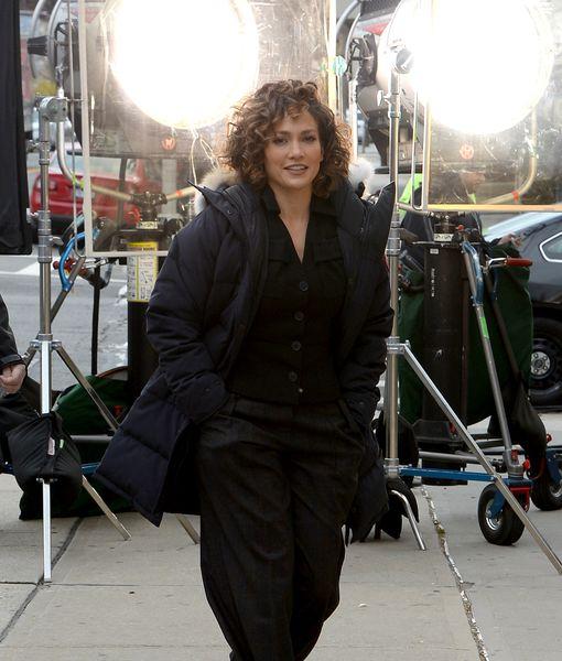Jennifer Lopez Spills 'Shades of Blue' Secrets