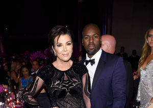 Kris Jenner May Have Just Hinted That She's Engaged!