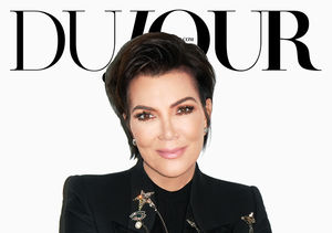 Kris Jenner Gushes over Dream Kardashian and Her Children