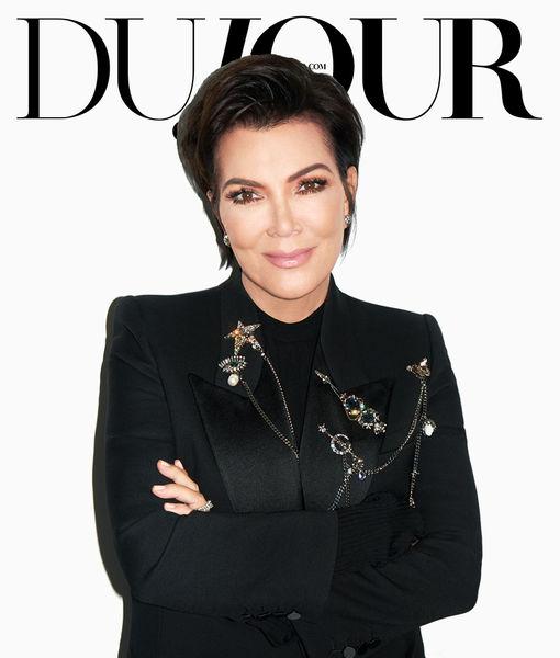 Kris Jenner Gushes over Dream Kardashian and Her Children