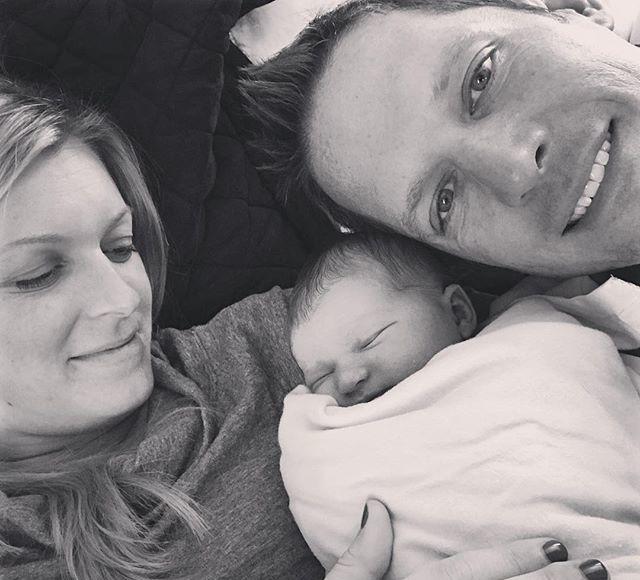 'Bachelor' Stars Chris & Peyton Lambton Welcome Baby Girl!