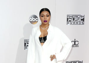 Taraji P. Henson, 'Empire's' Cookie, Makes First AMAs Appearance!