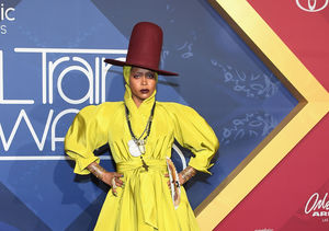 Erykah Badu Returns as Soul Train Music Awards Host