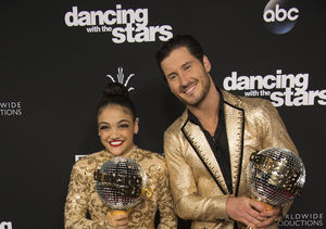 Laurie Hernandez Wins 'Dancing with the Stars' Season 23
