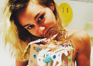 What Liam Hemsworth Gave Miley Cyrus on Her 24th Birthday