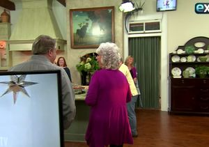 Paula Deen Gives 'Extra' an Exclusive Peek at 'Sweet Home Savannah'