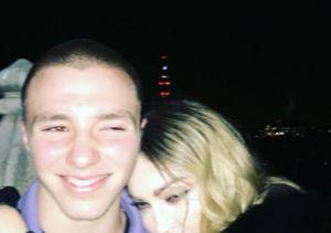 Madonna's Teenage Son Arrested