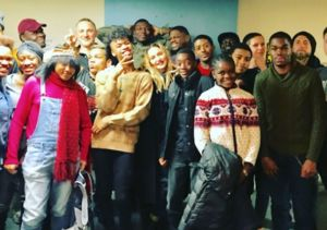 Madonna & Lady Gaga Visit LGBTQ Youth Center Over Thanksgiving