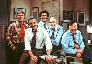 'Barney Miller' Star Ron Glass Dead at 71
