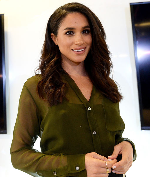 Meghan Markle's Girls' Night Out!